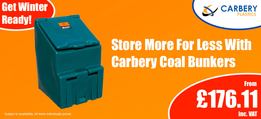 Autumn Carbery Coal Bunker Promotion