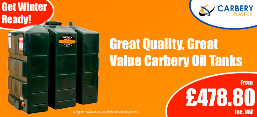 Autumn Carbery Oil Tanks Promotion