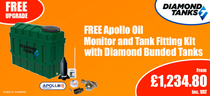 Autumn Diamond Bunded Oil Tanks Apollo Promotion
