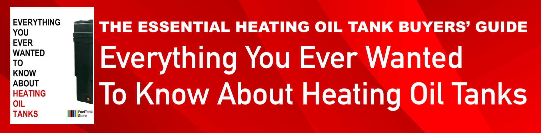 Heating Oil Tank Buyers' Guide Advertising Banner