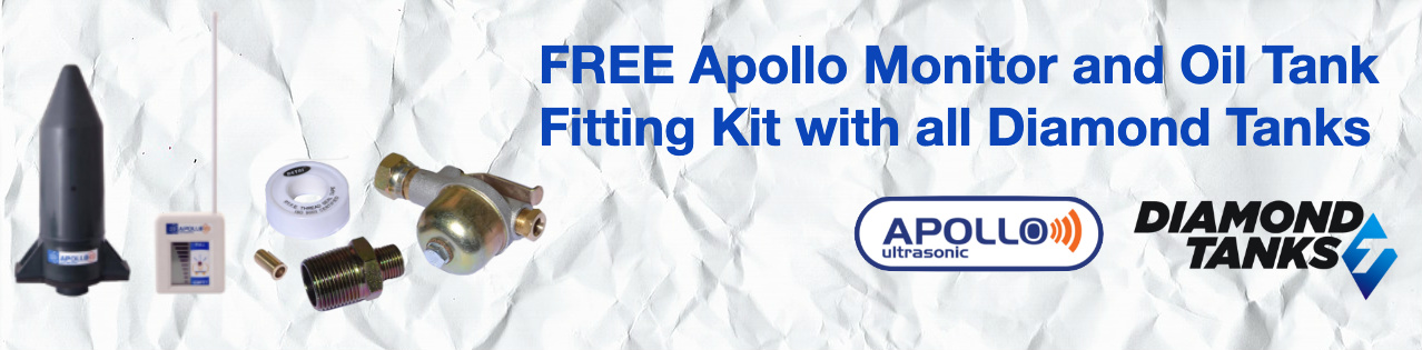 Image of Apollo Oil Monitor and Oil Tank Fitting Kit