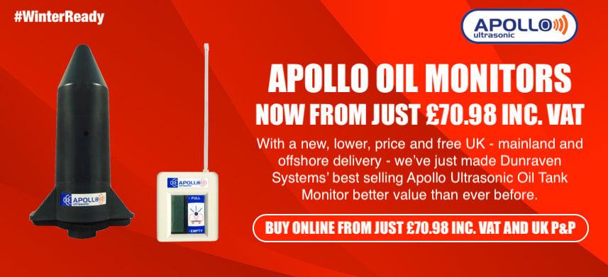 Apollo Oil Monitors