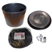 114 litres (25 Gallons) Cold Water Loft Tank Kit – Davant B25C-KIT Circular