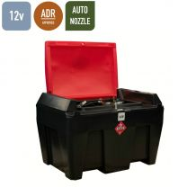 12v 400 litres Portable Diesel Tank - Carbery 430MP Mobi Point