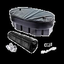 182 litres (40 Gallons) Cold Water Loft Tank Kit – Davant BMC40R-KIT Oval
