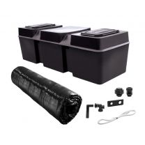 227 litres (50 Gallons) Cold Water Loft Tank Kit – Davant BMC50X-KIT 'Coffin'