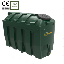 Harlequin 2525HQi Bunded Heating Oil Tank