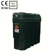 Carbery 1000SB Superslim Slimline Bunded Heating Oil Tank