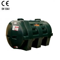 Carbery 1150H Horizontal Plastic Single Skin Heating Oil Tank