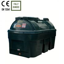 Carbery 1350HB Horizontal Bunded Plastic Heating Oil Tank