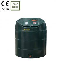 Carbery 1350VB Vertical Bunded Plastic Heating Oil Tank