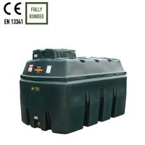 Carbery 2500HB Horizontal Bunded Plastic Heating Oil Tank