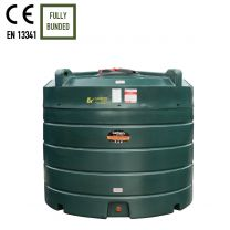 Carbery 2500VB Vertical Bunded Plastic Heating Oil Tank