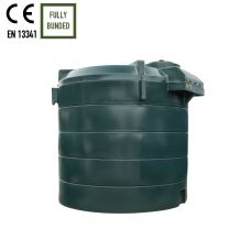 Carbery 6000VB Vertical Bunded Plastic Heating Oil Tank