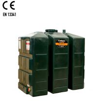 Carbery 650R Slimline Rectangular Single Skin Plastic Heating Oil Tank