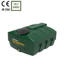 Harlequin 1200HQi Low Profile Bunded Heating Oil Tank