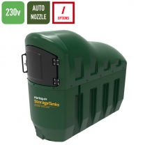 Harlequin 1300SLFP 230v Slimline Fuel Point Bunded Diesel Storage and Dispensing Tank