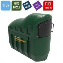 Harlequin 110v 1300SLFS Slimline Fuel Station Bunded Diesel Tank