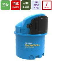Harlequin 1400BS Blue Station Bunded AdBlue Tank
