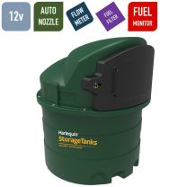 Harlequin 1400FS 12v Fuel Station Bunded Diesel Storage and Dispensing Tank