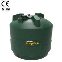 Harlequin 1450VT Vertical Plastic Single Skin Heating Oil Tank