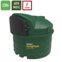 Harlequin 2500FP Fuel Point Bunded Diesel Storage and Dispensing Tank