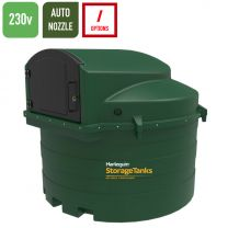 Harlequin 3500FP 230v AC Fuel Point Bunded Diesel Storage and Dispensing Tank