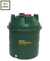 Harlequin 350HQi Plastic Bunded Heating Oil Tank
