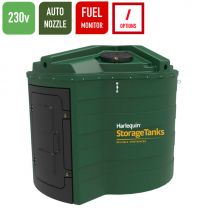 Harlequin 5000FP Fuel Point Bunded Diesel Storage and Dispensing Tank