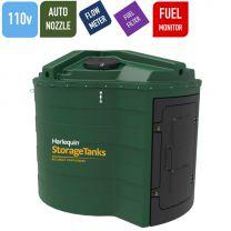 Harlequin 5000FS 110v Fuel Station Bunded Diesel Tank