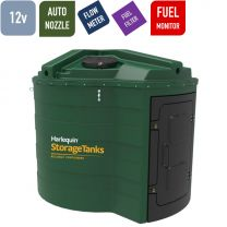 Harlequin 5000FS 12v Bunded Fuel Station Diesel Tank