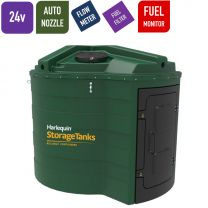 Harlequin 5000FS 24v Fuel Station Bunded Diesel Tank