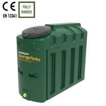 Harlequin 650HQi Bunded Slimline Plastic Heating Oil Tank
