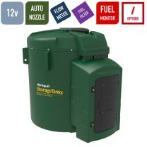 Harlequin 7500FS Fuel Station 12 DC Bunded Diesel Storage and Dispensing Tank