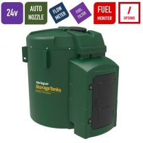 Harlequin 7500FS Fuel Station Bunded Diesel Storage and Dispensing Tank