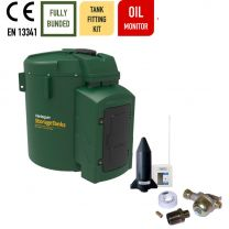 Harlequin 7500ITE Vertical Bunded Heating Oil Tank