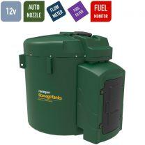 Harlequin 9250FS 12v Fuel Station Bunded Diesel Tank