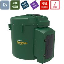 Harlequin 9250FS 12v Fuel Station Bunded Diesel Storage and Dispensing Tank