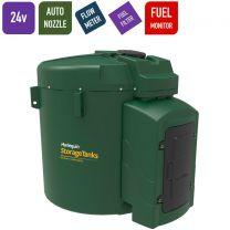 Harlequin 9250FS 24v Fuel Station Bunded Diesel Dispenser