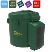 Harlequin 9250FS 110v Fuel Station Bunded Diesel Tank