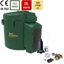 Harlequin 9250ITE Bunded Heating Oil Tank
