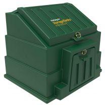 150kgs Plastic Coal Bunker - Harlequin 3 Bag Coal Bunker