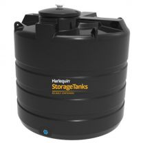 Harlequin NP3800VT Vertical Plastic Non-Potable Water Tank