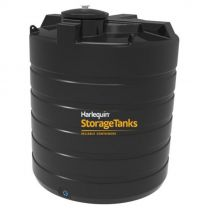 Harlequin NP7500VT Vertical Non-Potable Water Storage Tank