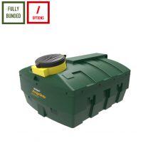 Harlequin ORB1200-01 Low Profile Bunded Waste Oil Tank