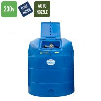 230v 1374 litres Bunded AdBlue Tank - Carbery 1350BP Blue Point