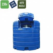 Carbery 2500BP 230v Blue Point Bunded AdBlue Dispensing Tank