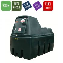 Carbery 2500FK Fuel King 230v AC Bunded Diesel Storage and Dispensing Tank