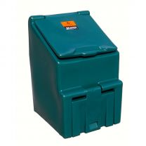 150kgs Plastic Coal Bunker - Carbery 3 Bag Coal Bunker