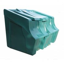 600kgs Plastic Coal Bunker - Carbery 12 Bag Coal Bunker